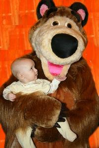 Медведь Мишка (Маша и Медведь)