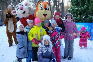 Рождественские гуляния в Красногорске