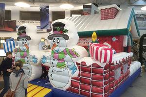 EVENT Новогодний праздник для детей сотрудников