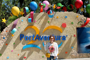 Порт Aventura 20-лет