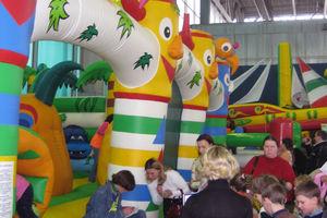 Спортленд - XVIII - я  Интерактивная выставка детского досуга и активного отдыха