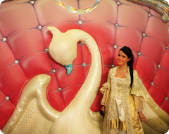 Волшебные лебеди для Лизы