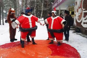 Новый год для студентов МГУ