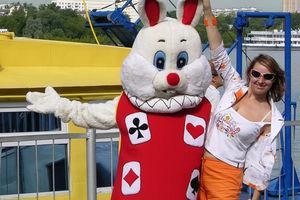 Белый Кролик для Сара Ли