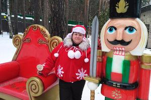 Рождественская деревня на Рублевке