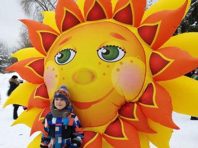 Солнечная Масленица