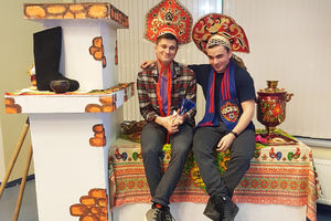 ЦСКА-Масленица