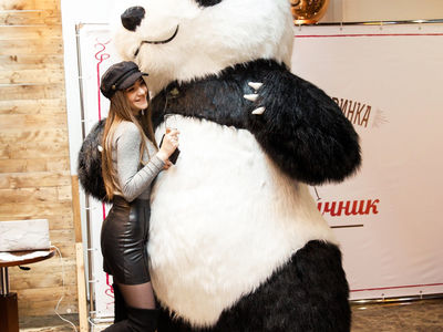 Панда Big Man